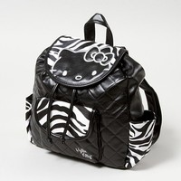Hello Kitty Zebra Backpack  | Claire's