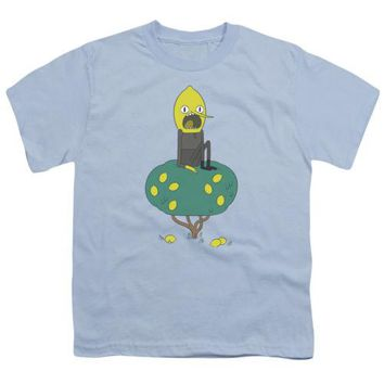 Adventure Time Lemongrab Youth T Shirt