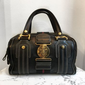 Gucci Iridescent Handbag