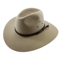 Amazon.com: Akubra Riverina Mens Hat: Clothing