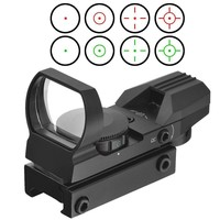 Red/Green Dot Sight Scope with Mount
