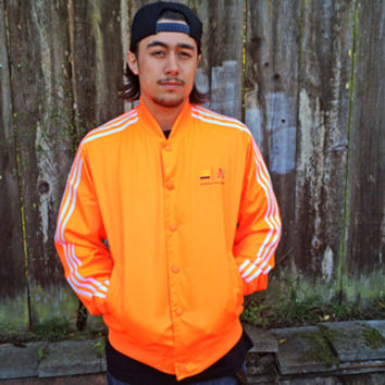 Adidas® x Pharrell Williams Track Jacket - ORANGE