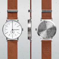Aark Tide Watch - Silver