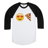 Emoji Loves Pizza