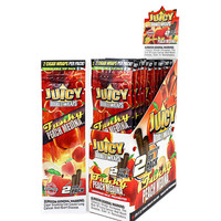 Juicy Wraps - Peach Medina (Box of 50)