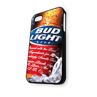 Bud Light Beer Bottle iPhone 5C Case