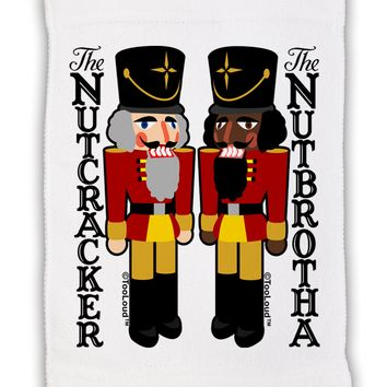 "The Nutcracker and Nutbrotha Micro Terry Sport Towel 11""x18 by TooLoud"