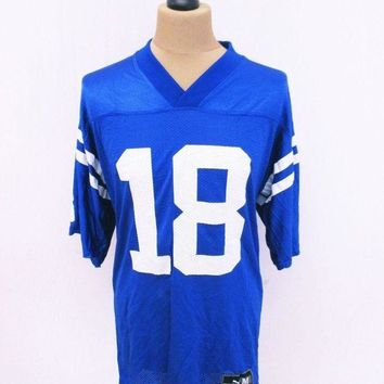 DCCKU3N Puma NFL American Football Kit Top Jersey T-Shirt Medium WEAR