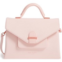 Ted Baker London Faux Leather Satchel (Nordstrom Exclusive) | Nordstrom