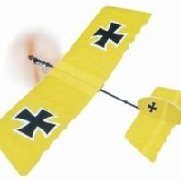 GRAND WING SERVO GWAEO018K Slow Stick ARF w/EPS400C Yellow