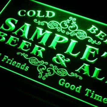 Personalized Beer Ale LED Neon Light Sign