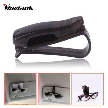 Car Sun Visor Glasses Sunglasses Ticket Receipt Card Clip Storage Holder Storage Shelf Car Organizer Accessories