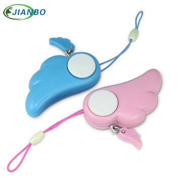 Angel wings personal alarm anti-wolf device female anti-wolf anti-wolf alarm self-defense anti-wolf supplies
