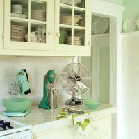 Cocinas / Moran House Kitchen < Colors of the Sea - Coastal Living