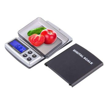 DCCK1IN 2017 new digtal scale 2000g 0 1 digital pocket scale jewelry weight balance scale precision lcd with optional backlight