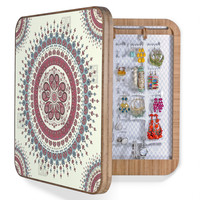 Belle13 Paisley Mandala Love BlingBox