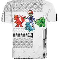 Ash and Friends T-Shirt