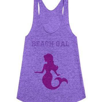 Beach Gal Tee | Racerback | SKREENED