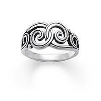 Gentle Wave Ring: James Avery