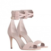 Ankle Strap Sandal - The Latest