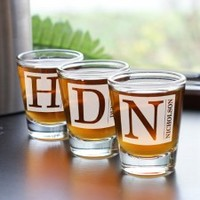 Shot Glasses - Barware - Otherwise Cool