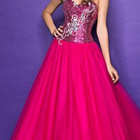 Blush 5231 | Terry Costa: Prom Dresses Dallas, Homecoming Dresses, Pageant Gowns