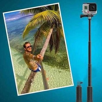 Selfie Stick For Go Pro Camera or Other Action Camera
