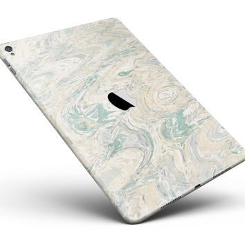 "Slate Marble Surface V25 Full Body Skin for the iPad Pro (12.9"" or 9.7"" available)"