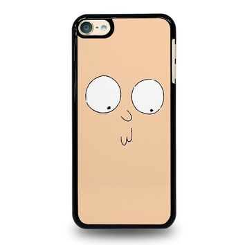 RICK AND MORTY STUPID FACE iPod Touch 6 Case Cover