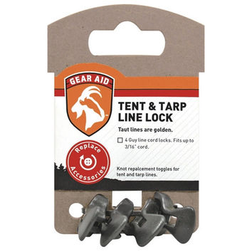 GEAR AID TENT AND TARP LINE LOCK