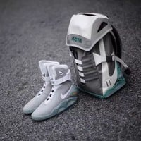 Indie Designs Back to the Future Air Mag Backpack