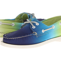 Sperry Top-Sider A/O 2 Eye Green Canvas Ombre - Zappos.com Free Shipping BOTH Ways