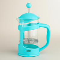 Aqua 3-Cup French Press - World Market