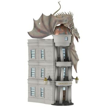 HARRY POTTER™ Gringotts Wizarding Bank Ornament