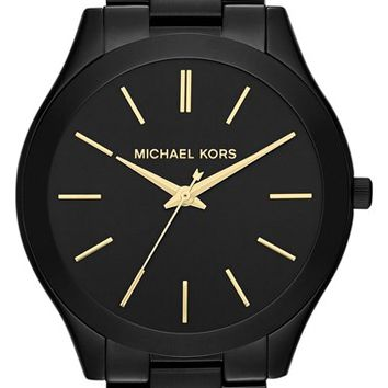 Women's Michael Kors 'Slim Runway' Bracelet Watch, 42mm