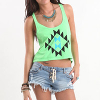 Lira Triad Graphic Tank at PacSun.com