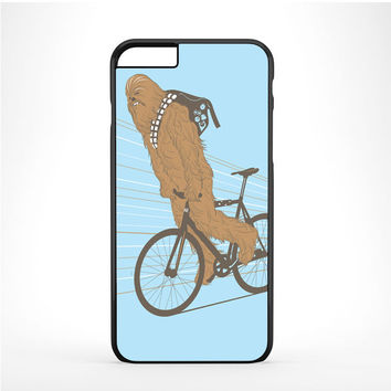 Chewbacca Biking Star Wars Iphone 6 Plus | 6s Plus Case