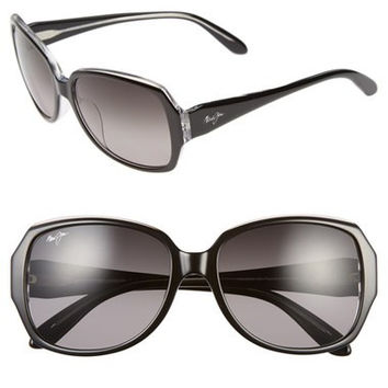 MAUI JIM 'Kalena' 57mm Polarized Sunglasses