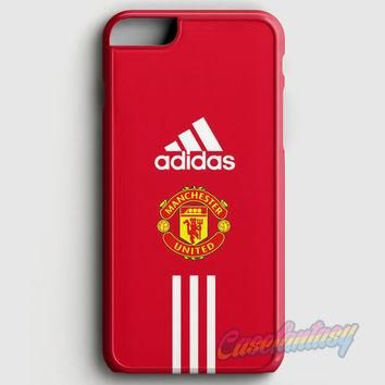 Adidas Manchester United Chevrolet iPhone 6 Plus/6S Plus Case | casefantasy