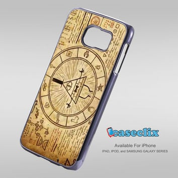 The Gravity Falls Intrigue Triangle Eye For Smartphone Case