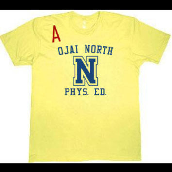 Olive Penderghast's Easy A Ojai North Phys. Ed Womens T-Shirt New