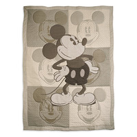 Disney Mickey Mouse Quilted Throw | Disney Store