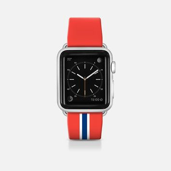 Norway flag - Patriot collection Apple Watch Band (42mm)  by WAMDESIGN | Casetify
