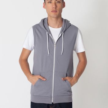 5496 - California Fleece Sleeveless Zip Hoodie