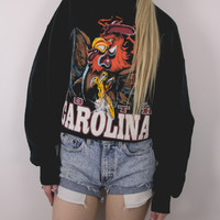 Vintage South Carolina Sports Sweatshirt
