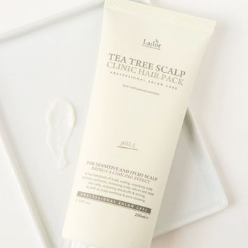 La'dor Tea Tree Scalp Clinic Hair Pack – Soko Glam