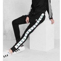"""Adidas"" Women Men Fashion Print Sport Stretch Pants Trousers Sweatpants"