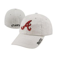 Atlanta Braves White '47 Brand Winston Flex Hat on CafePress.com