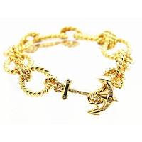 Golden Tide Bracelet by Kiel James Patrick