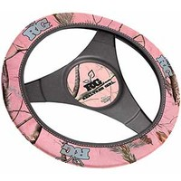 Realtree Girl Neoprene Steering Wheel Cover
